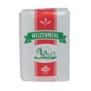 Gastro - W 700 Glatt 1kg - Assmann Perle