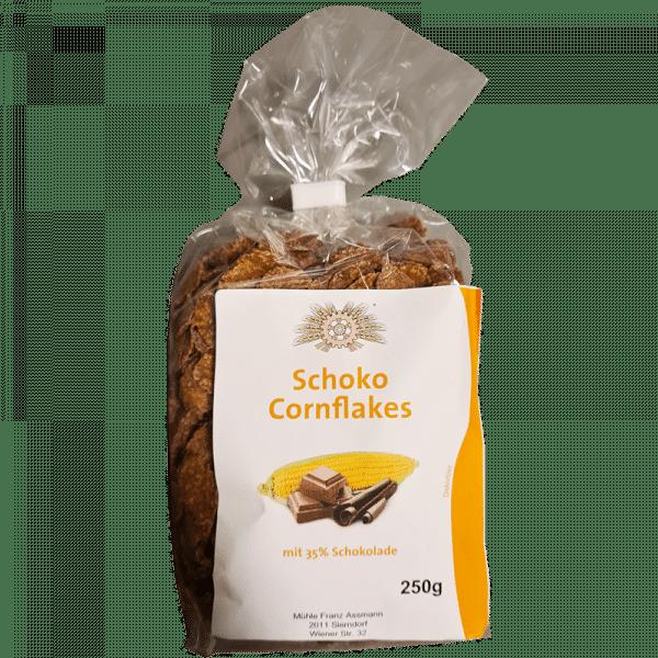 Schoko Cornflakes mit 35% Schokolade - Sierndorfer Walzmühle