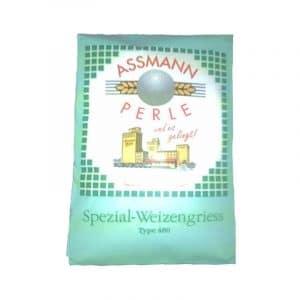 Spezial-Weizengriess - W 480 Griess - Assmann Perle