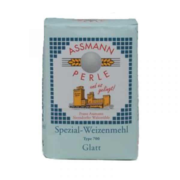 Spezial-Weizenmehl - W 700 Glatt - Assmann Perle