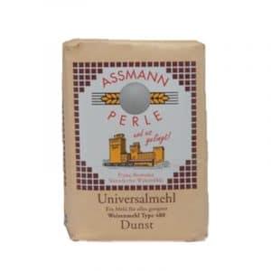 Universalmehl - W 480 Dunst - Assmann Perle
