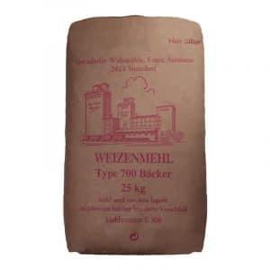 Weizenmehl - W 700 Bäcker 25kg - Assmann Perle